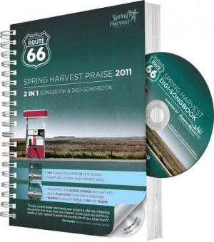 Spring Harvest Praise 2011 Songbook: 2 in 1 Songbook & Digi-Songbook