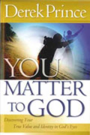 You Matter To God Pb