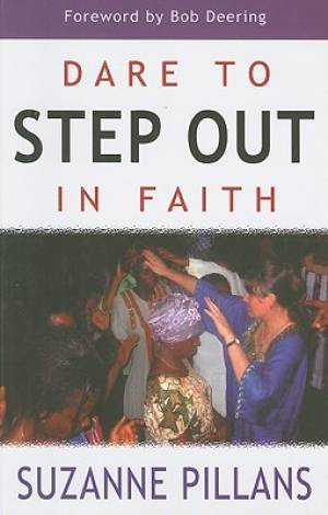 Dare To Step Out In Faith Pb