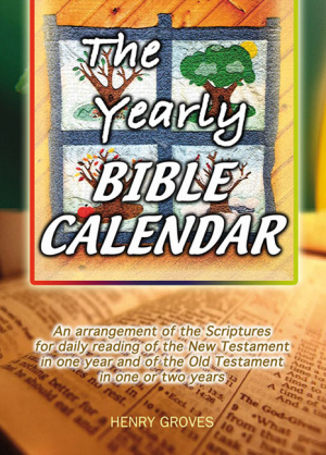 Yearly Bible Calendar The