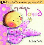 My Baby Is Loved Board Book Hb