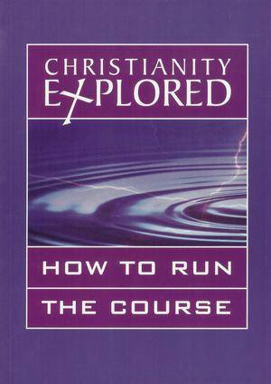 How to Run the Course paperback