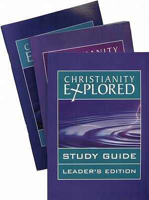 Christianity Explored Sample Pack paperback