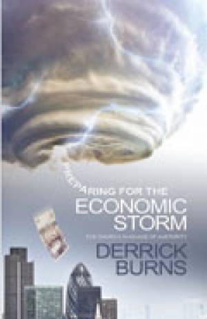 Preparing For The Economic Storm Paperback Book