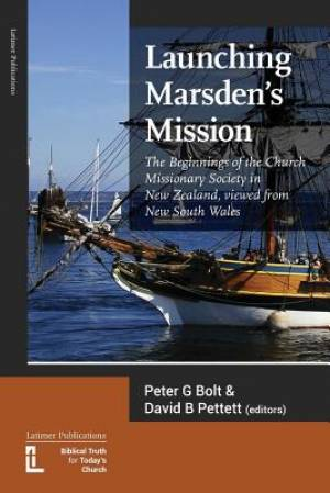 Launching Marsden's Mission