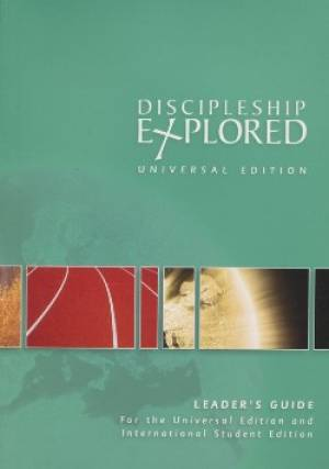 Discipleship Explored Leaders Guide