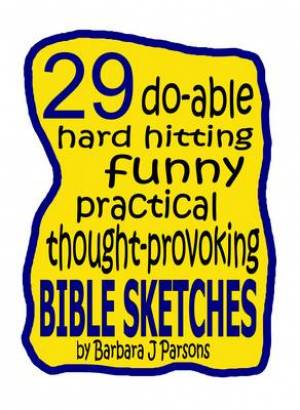 29 Bible Sketches
