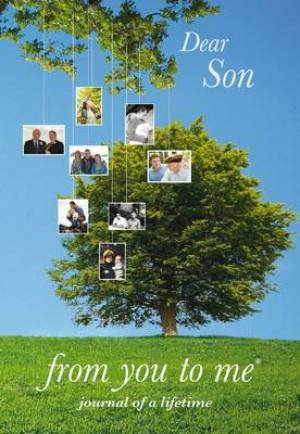 Dear Son, From You To Me Journal