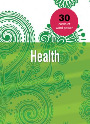 Word Power Cards: Health