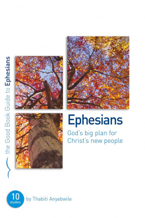 Ephesians - God's big plan for Christ's new people