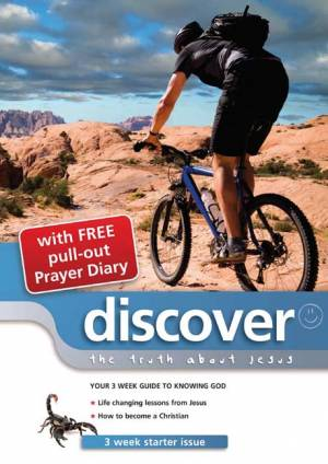 Discover...the truth about Jesus