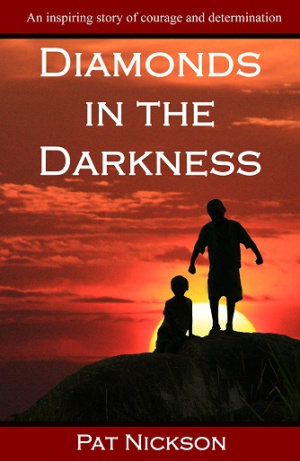Diamonds In The Darkness Paperback Book