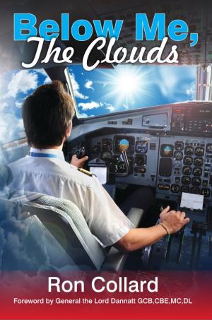Below Me, The Clouds Paperback Book