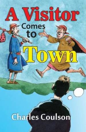 A Visitor Comes To Town Paperback Book