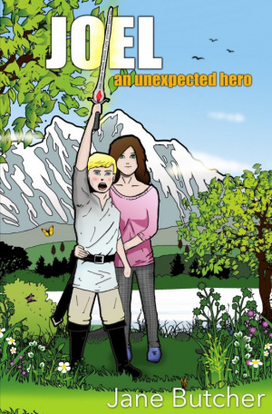 Joel: An Unexpected Hero Paperback Book