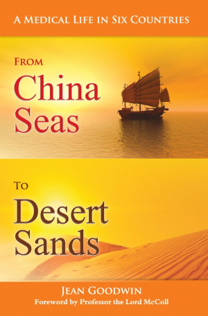 From China Seas To Desert Sands Paperback Book