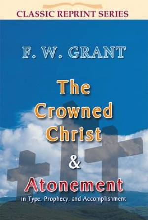 Crowned Christ And Atonement The Pb