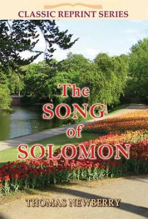 Song Of Solomon The Pb