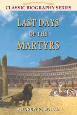Last Days Of The Martyrs Pb