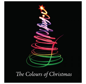 The Colours of Christmas (pack of 25)