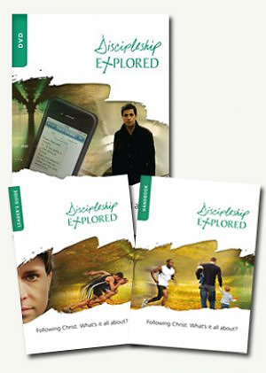 Discipleship Explored Starter Pack (NTSC)
