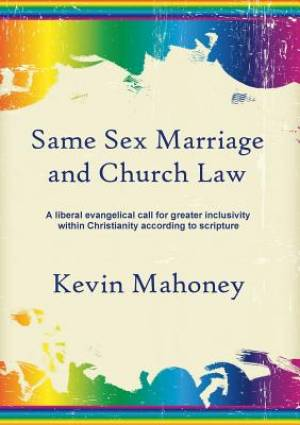 Same Sex Marriage and Church Law