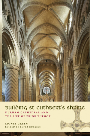 Building St Cuthbert's Shrine