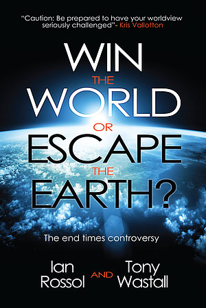 Win The World Or Escape The Earth Pb