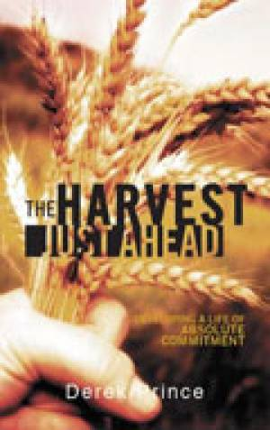 The Harvest Just Ahead Paperback Book