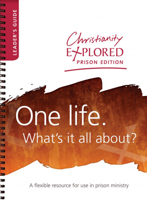 Christianity Explored Prison Edition - Leader's Guide