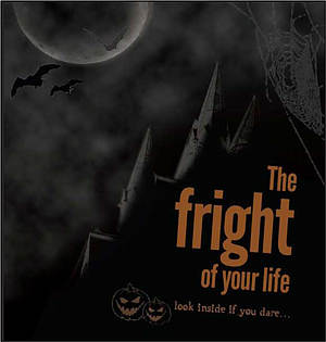 The Fright of Your Life (Pack of 25)