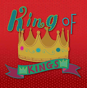 King of Kings (pack 6 with envelopes)