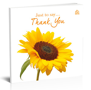 Just to Say… Thank You book