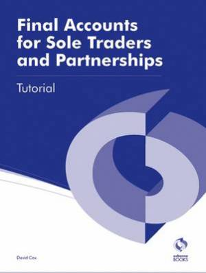 Final Accounts for Sole Traders and Partnerships