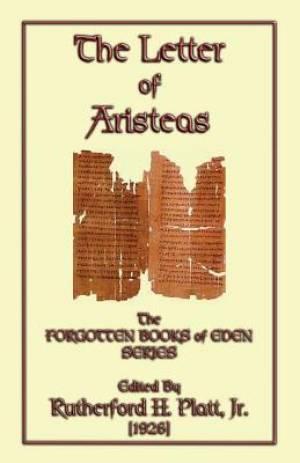 The Letter of Artisteas - The Forgotten Books of Eden Series