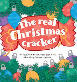 The Real Christmas Cracker Pack of 25