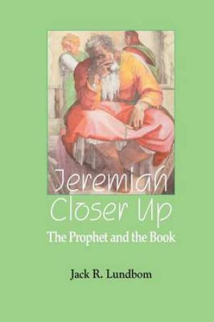 Jeremiah Closer Up