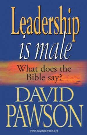 Leadership Is Male