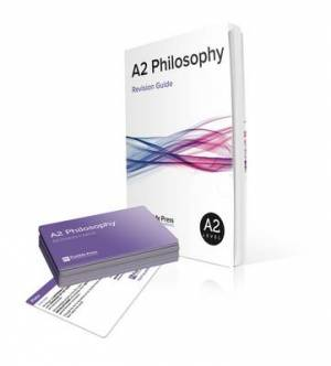 A2 Philosophy Revision Guide and Cards for OCR