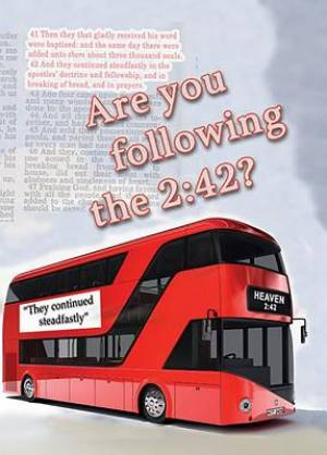 Are you following the 2:42?