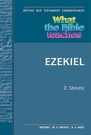 What The Bible Teaches Ezekiel