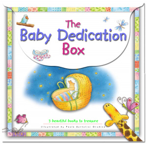 The Baby Dedication Box