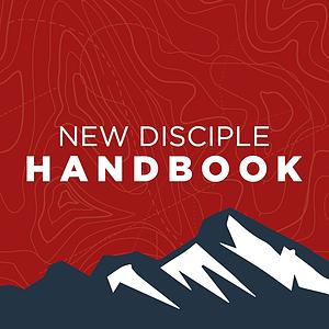 New Disciple Handbook (Pack of 10)