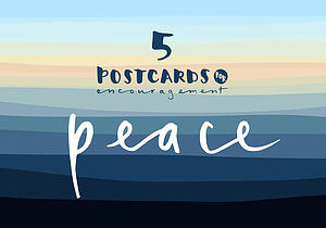 5 Postcards [Peace]
