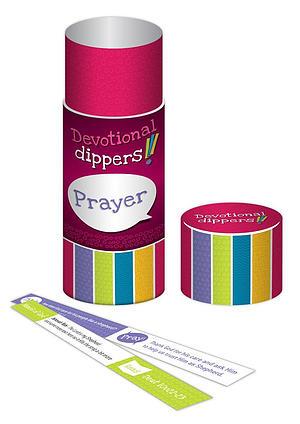 Devotional Dippers Prayer
