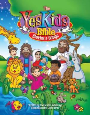 Yeskids Bible Stories and Songs : Book and CD