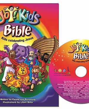 Joy Kids Bible with CD