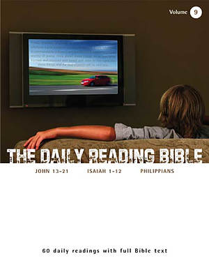 Daily reading Bible Volume 9