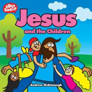 Jesus And The Children Pb