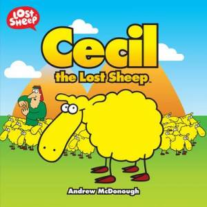 Cecil The Lost Sheep Pb